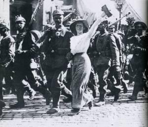 Berlijn augustus 1914