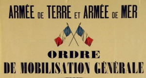 FranseMobilisatie1914