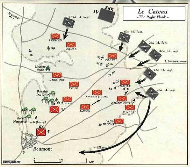 slag bij Le Cateau