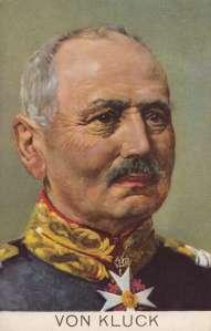 generaal von Kluck
