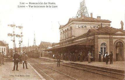 station van Lier