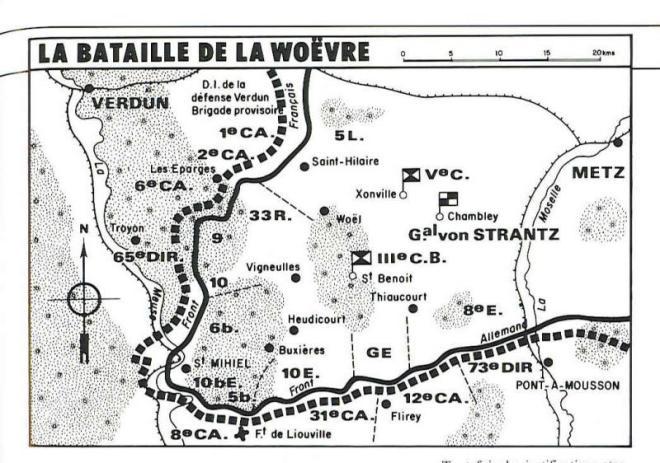 Saint-Mihiel en omgeving