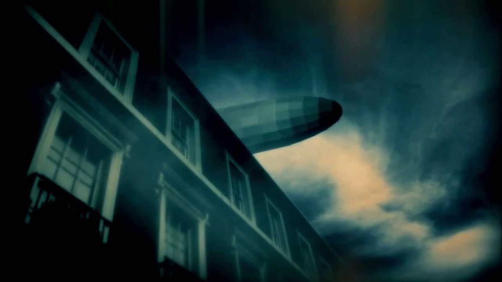 Zeppelin Z IX valt Oostende aan