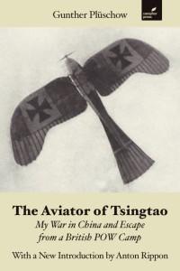 "boek ""aviator of Tsingtao"""