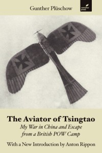 "boek ""aviator of Tsingtao"""