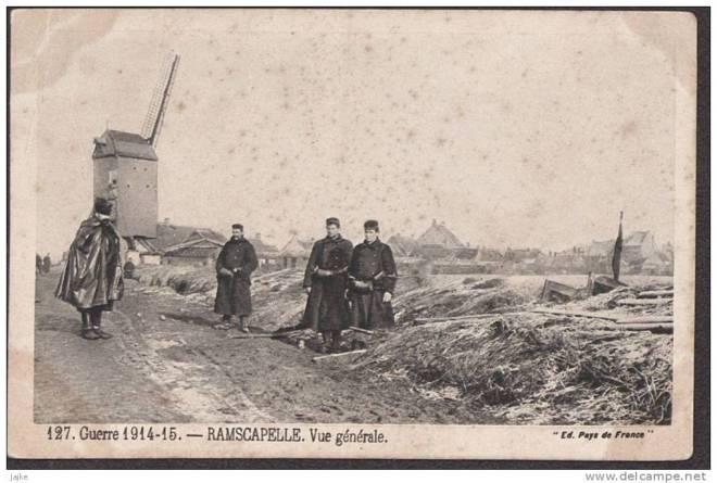 Ramskapelle 1914