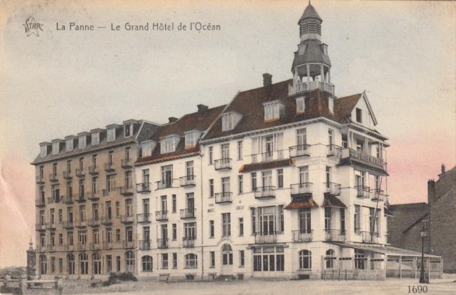 hotel l'Océan voor de oorlog