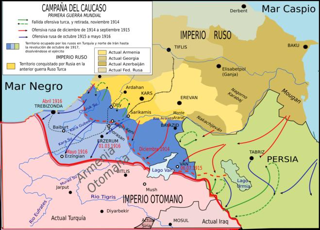 Kaukasuscampagne