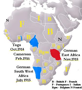 Duitse kolonies anno 1914