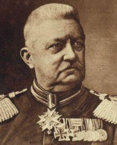 Veldmaarschalk Karl von Bülow