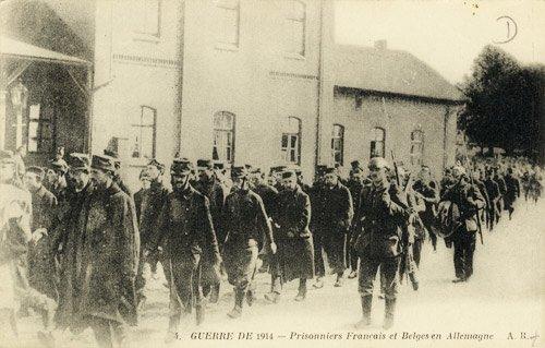 BelgenFRansenKrijgsgevangen