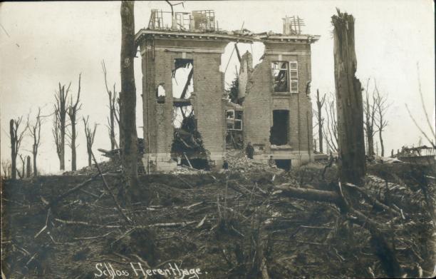 KasteelHerenthage_1915