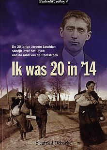 gebaseerd op het dagboek van Jeroom Leuridan