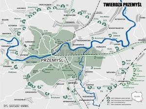 Forten rond Przemysl