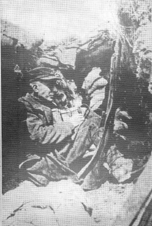 Adjudant Vico 12e regiment dodengang