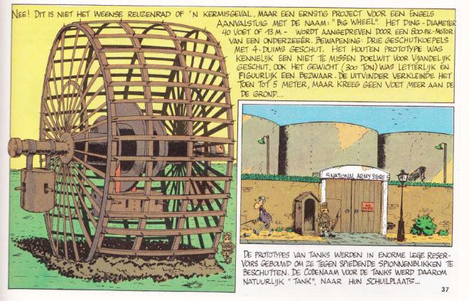 Jacques Devos - Big Wheel uit Geheime en Rare Wapens
