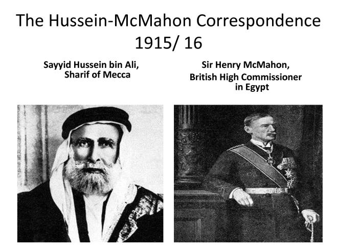 HusseinMcMahon1915_16