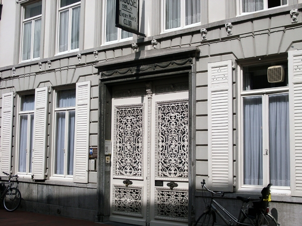 Talbot House opent dedeuren