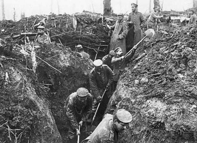 DuitsersWerkenAanLoopgraven