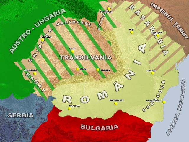 Romania-1916