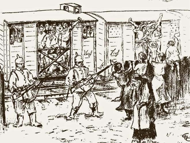 La déportation des ouvriers belges en Allemagne.qxd