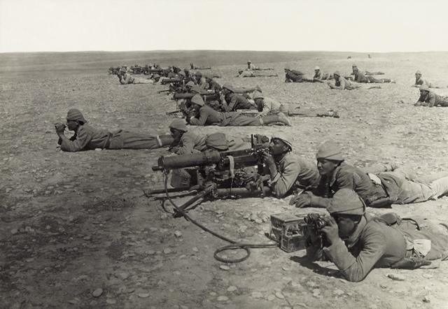 Gaza_2ndBattle_1917