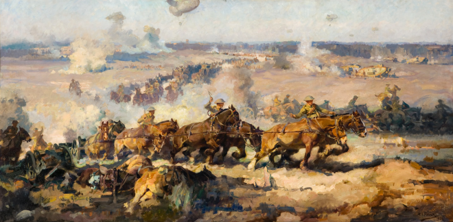 HaroldSeptimusPower_AustralianArtillery_Ypres1917.png