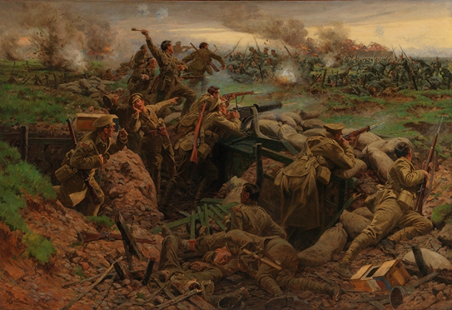 WilliamBranesWollen_BattleOfFrezenberg1917