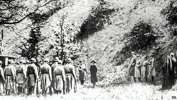 Mata-Hari-executie