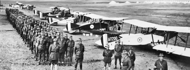 No-1-Squadron-Australian-Flying-Corps-1918