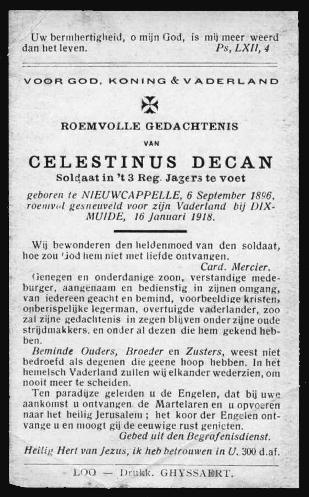 CelestinusDecan_19180116