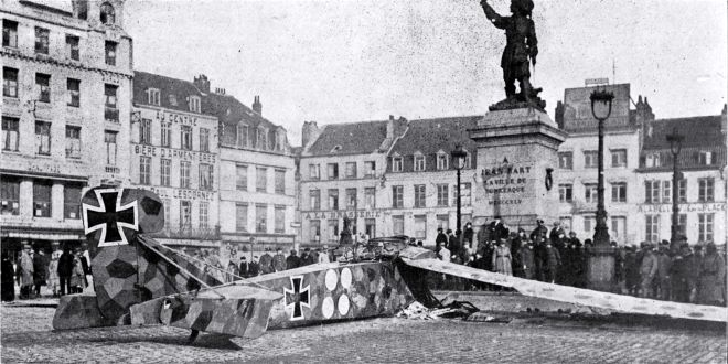 Gotha_Dunkerque_1918
