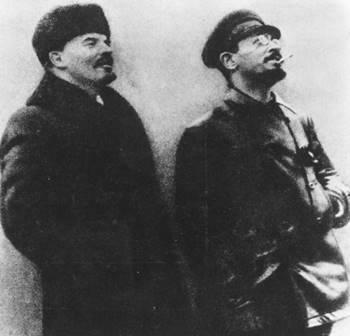 Lenin_Trotski