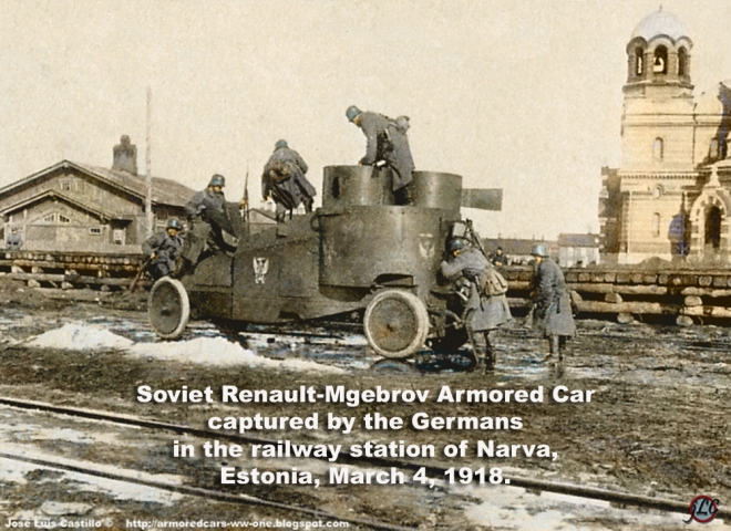 Renault-Mgebrov-Armored-Car-Narva- Estland-March-4-1918