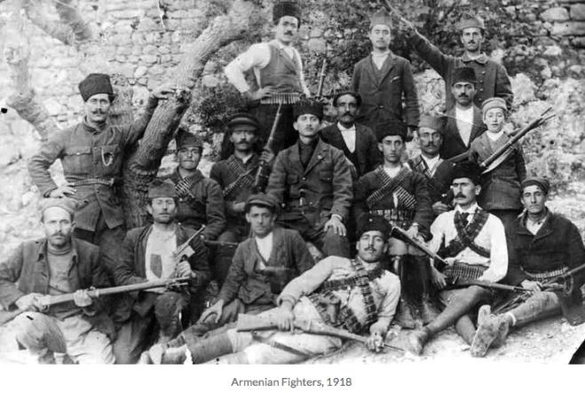 ArmeenseStrijders_1918