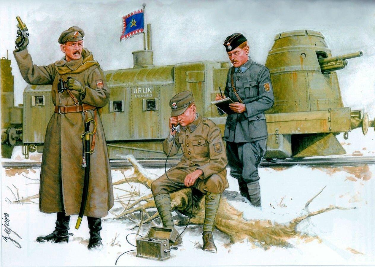 CzechLegion_ArmouredTrain