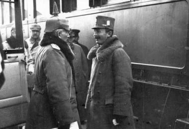 KeizerWilhelm_KeizerKarl_1918