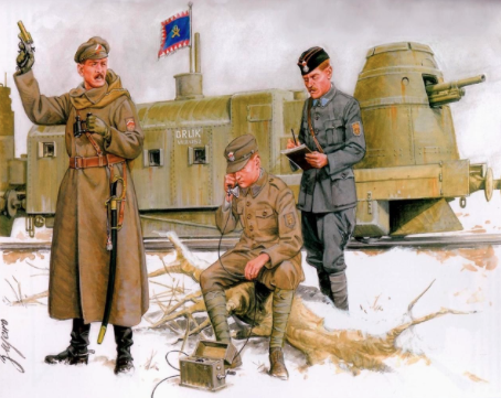 TsjechischLegioen_1918