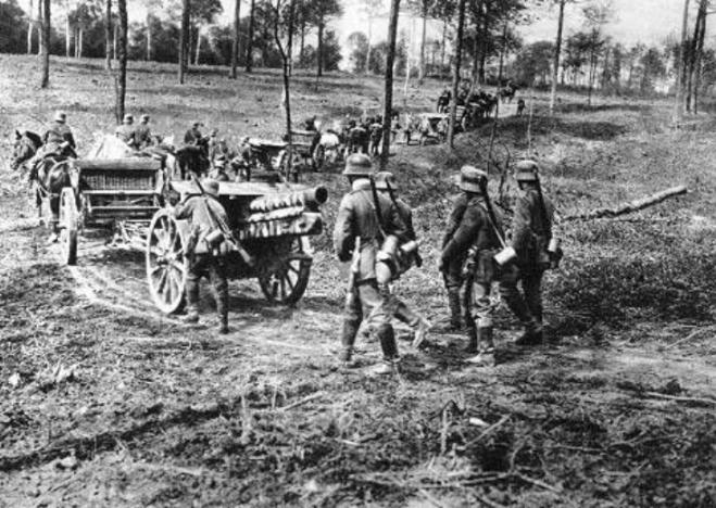 Duitseartillerie_juni1918