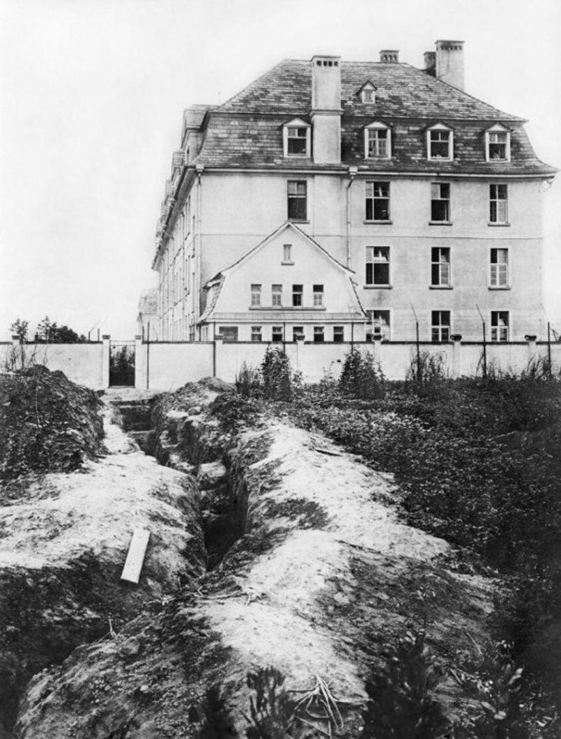 Holzminden_Tunnel_1918