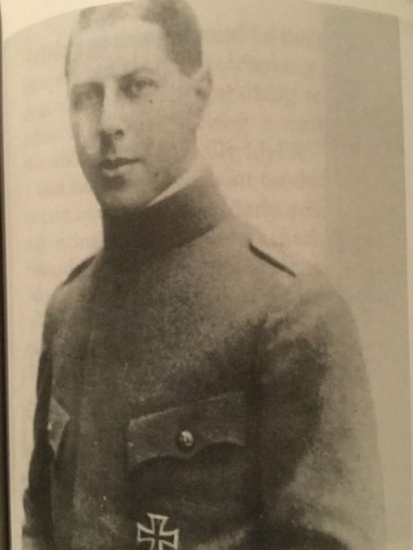 HerbertSulzbach_IjzerenKruis_1918