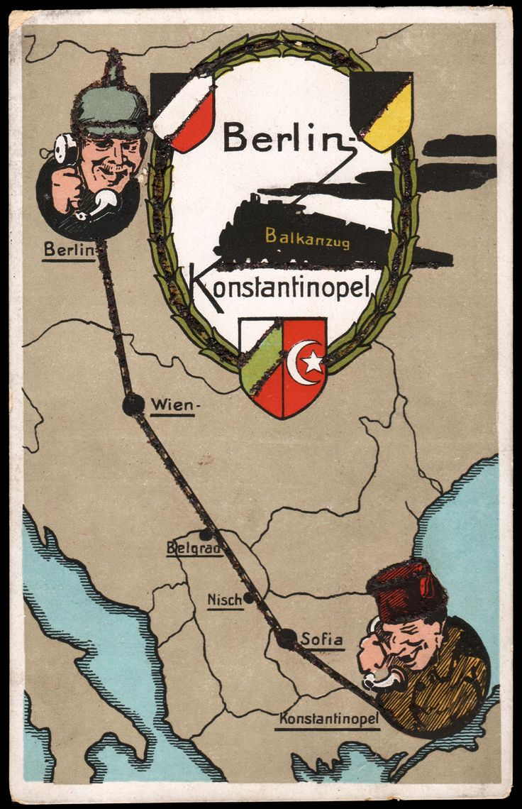Balkanzug_1918