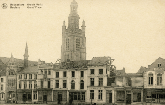 Roeselare_1918