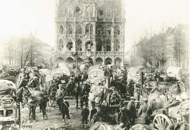 Oudenaarde1918